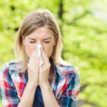Chiropractic can help allergies